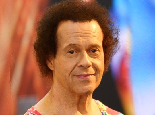 Richard Simmons Addresses Health Concerns, Seclusion | Richard Simmons