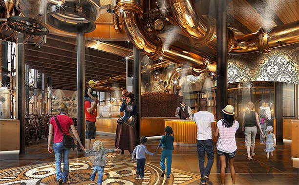 Universal Studios Opening A Willy Wonka Chocolate Factory Inspired Restaurant | Universal Studios