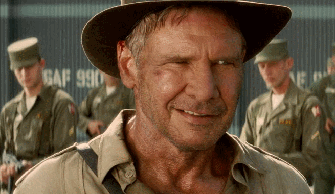 'Indiana Jones' 5 Is Happening With Harrison Ford And Steven Spielberg! | Indiana Jones