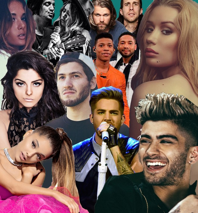 #MusicMonday Feat. Iggy Azalea, Bebe Rexha, Adam Lambert, And More   #MusicMonday