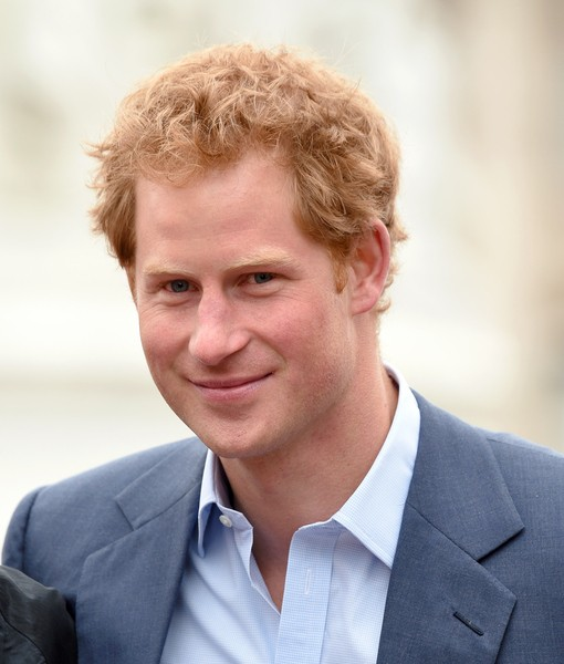 Prince Harry Talks About His Mother And Support Of Injured Vets | Prince Harry