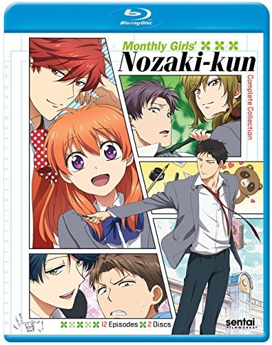 'Monthly Girls Nozaki-kun' Complete Series Review | monthly girls nozaki-kun