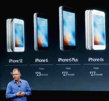 Apple Releases New Slim iPhone SE | iphone se