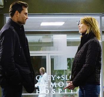 Grey's Anatomy: 12x15, I Am Not Waiting Anymore | I Am Not Waiting Anymore