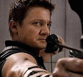 Jeremy Renner Wants To See Hawkeye On Netflix! | Renner