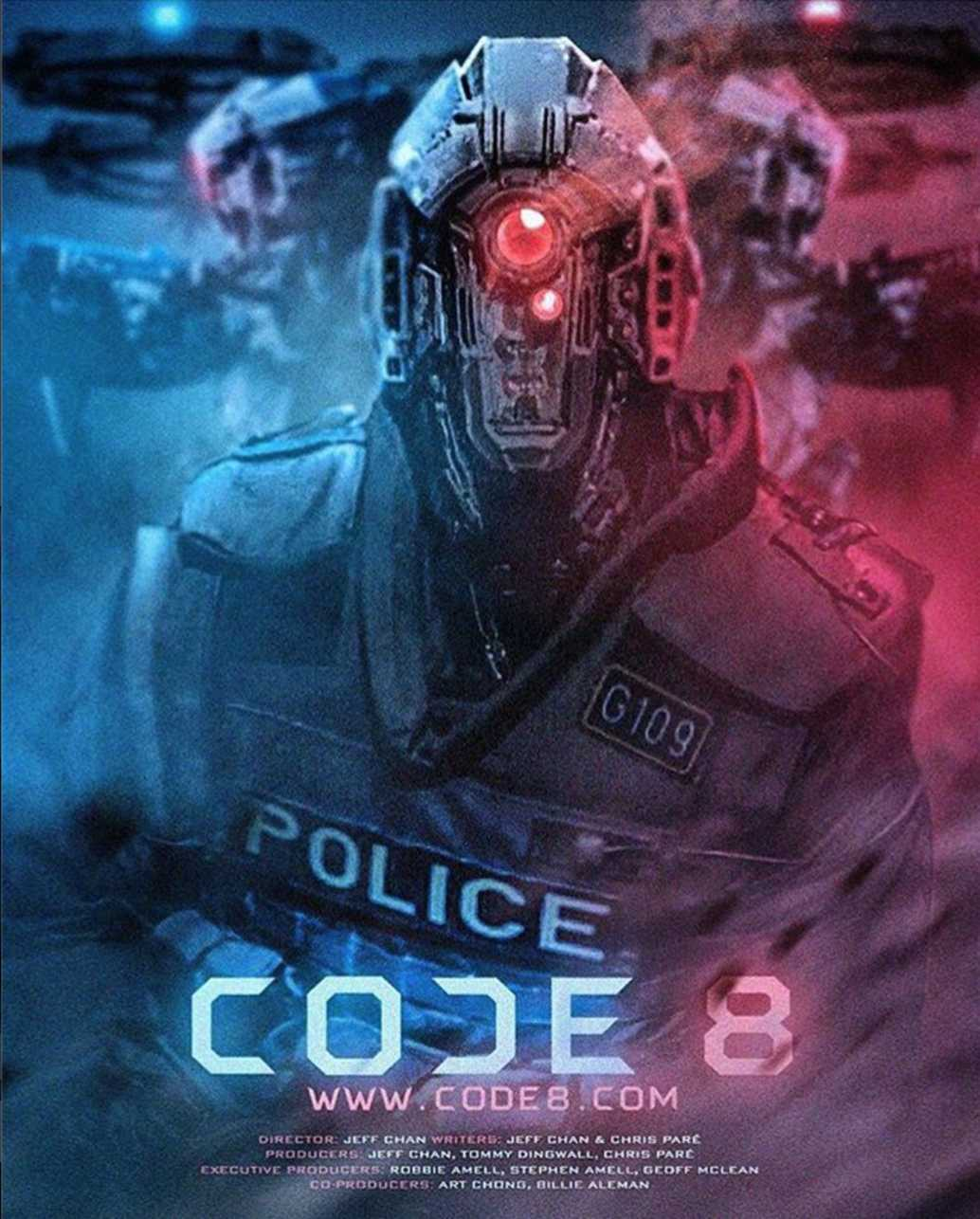 Exclusive: Writer Chris Pare Chats The Creation Of Code 8 | Chris Pare