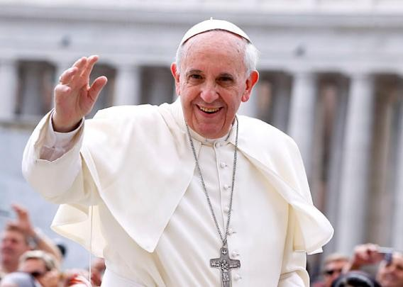 Pope Francis Finally Joins Instagram And Appeals For The Plight Of Refugees | Pope Francis