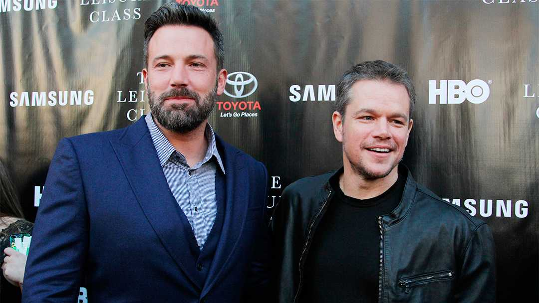 Matt Damon And Ben Affleck To Produce 'The Runner,' An App-Based Reality Show | runner