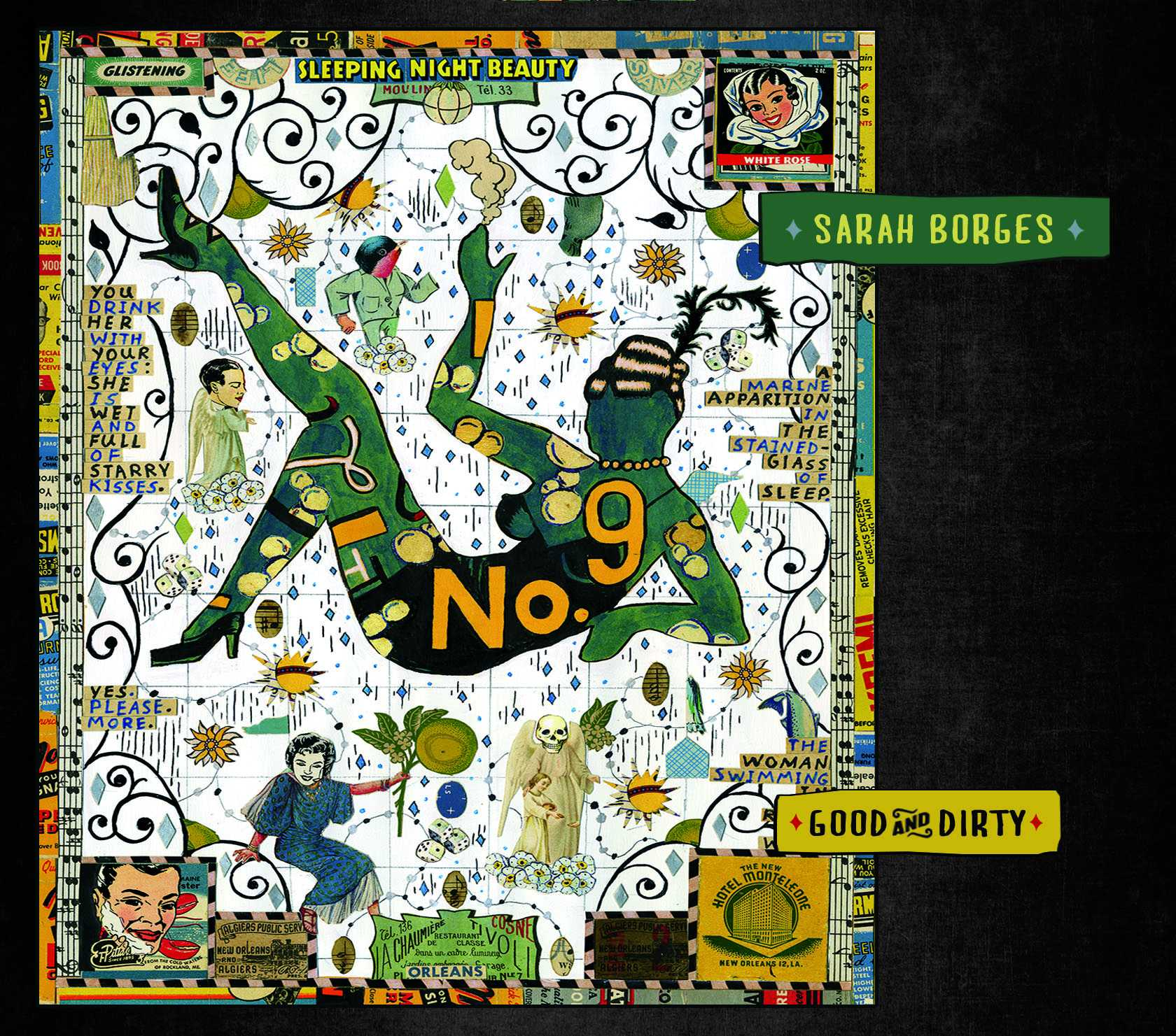 Sarah Borges Gets 'Good And Dirty' On New EP   Sarah Borges