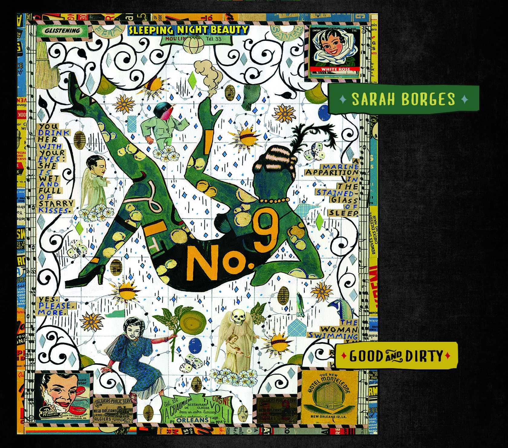 Sarah Borges Talks 'Good And Dirty', Motherhood & Social Media | Sarah Borges