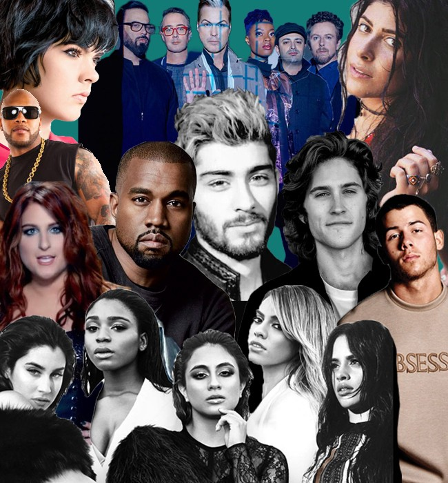 #MusicMonday feat. Nick Jonas, Meghan Trainor, Ryder, Flo Rida, And More | #MusicMonday