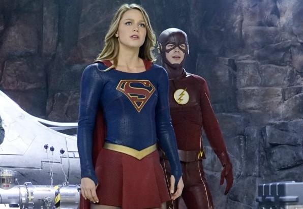Supergirl: 01x18, Worlds Finest | Worlds Finest