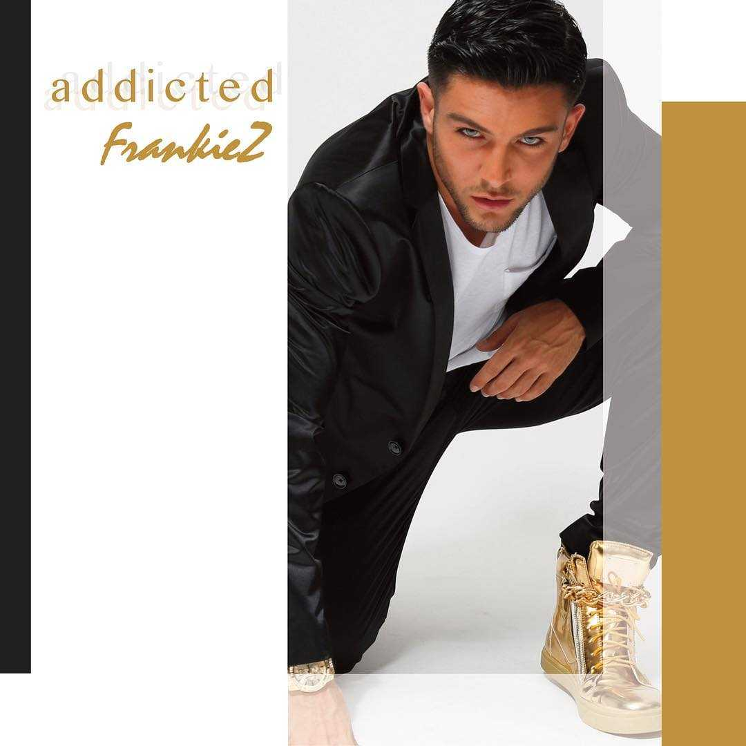 Frankie Z Is Addicted To Your Love, And He Just Can't Get Enough In Creative New Visual | Frankie Z