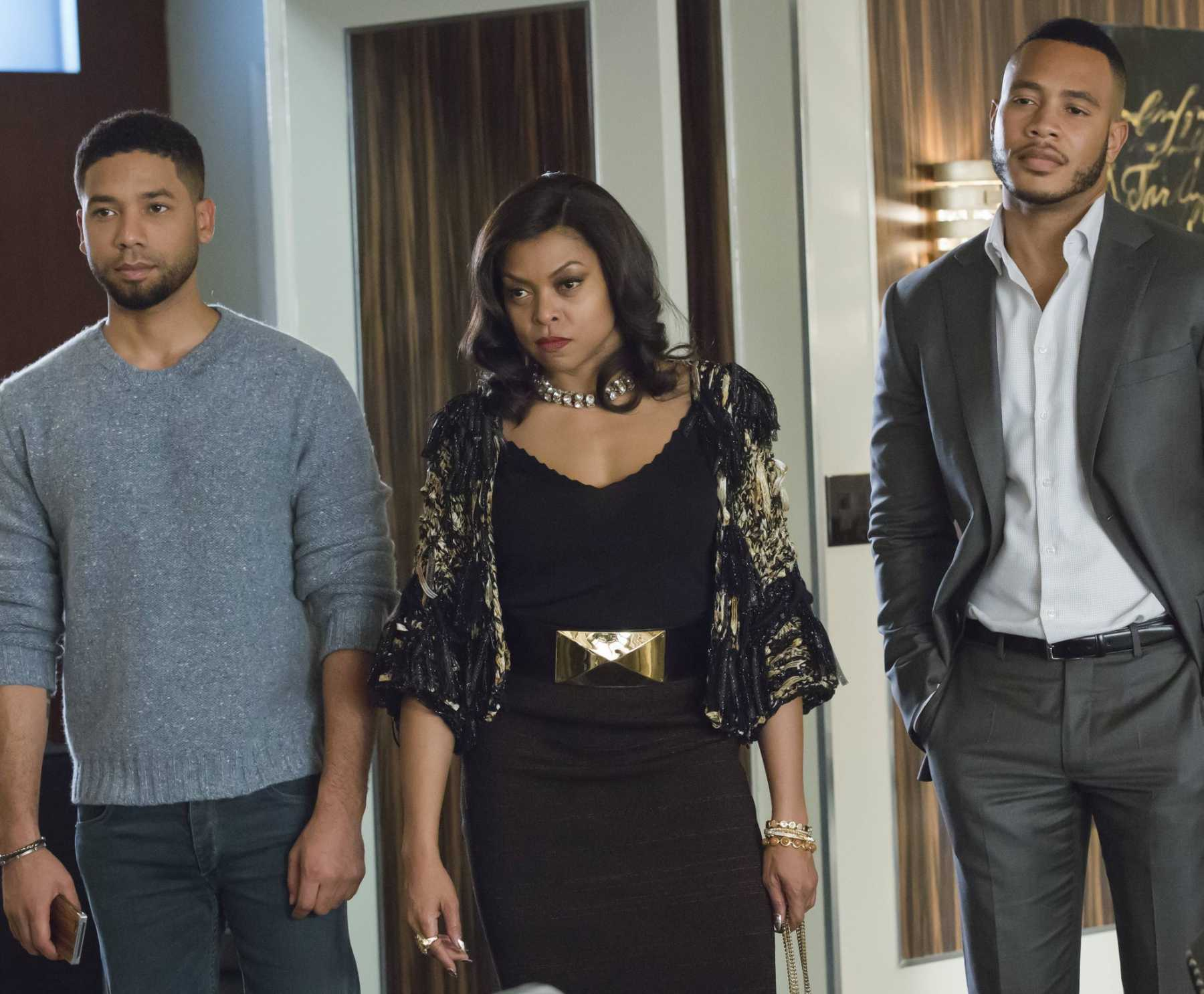 Empire: 02x11, Death Will Have His Day | Death Will Have His Day