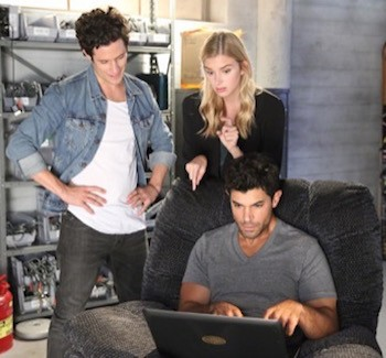 Stitchers: 02x02, Hack Me If You Can | Hack Me If You Can