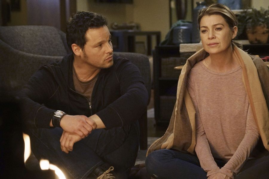 Grey's Anatomy: 12x16, When It Hurts So Bad | Grey's
