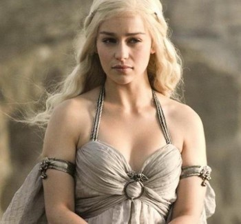 Emilia Clarke Refutes Claims That Game Of Thrones Is Sexist | Clarke