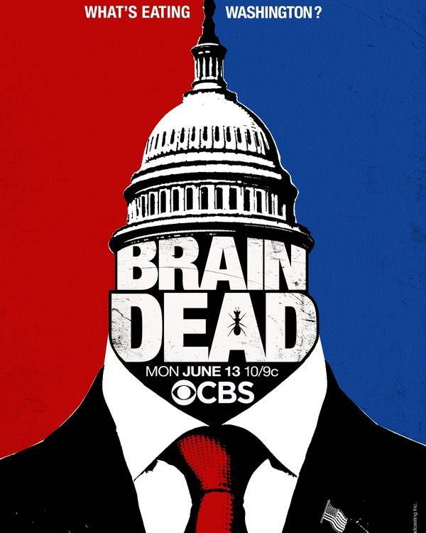 10 Things We Know About 'BrainDead,' The New Summer Comic-Thriller On CBS | BrainDead