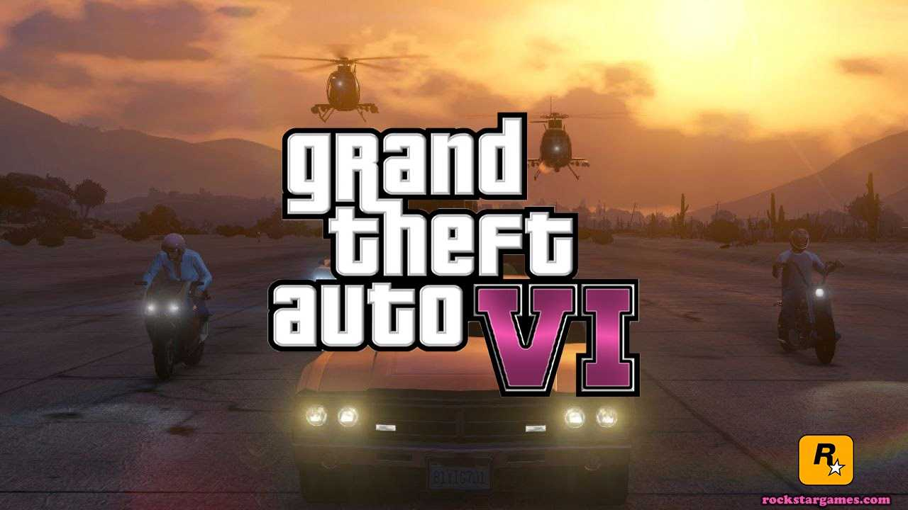 Rockstar Games' Grand Theft Auto 6 Is Apparently In The Works | Grand Theft Auto 6