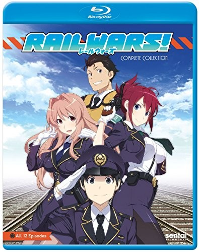 'Rail Wars' Complete Series Review | rail wars