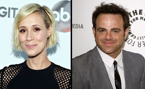 How To Get Away With Murder's Liza Weil To Divorce Fellow Shondaland Star Paul Adelstein | Liza Weil