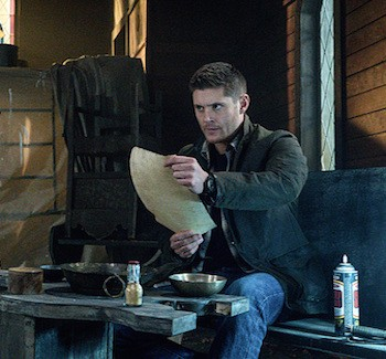 Supernatural: 11×18, Hell's Angel | Hell's Angel