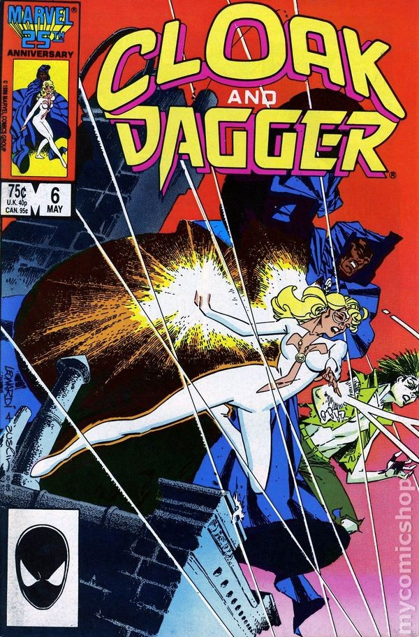 Marvel's Cloak And Dagger Coming To Freeform | Cloak And Dagger