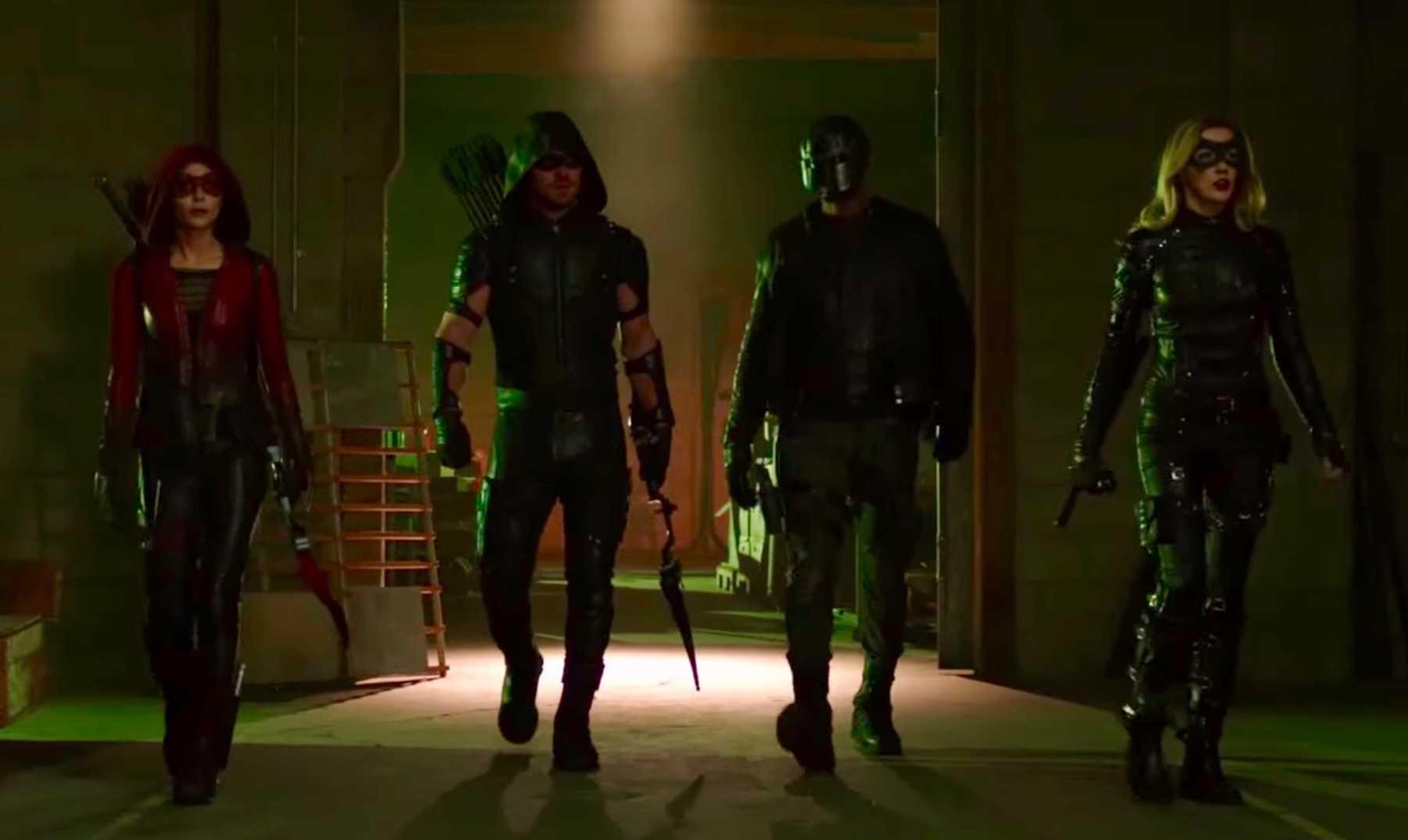 Arrow: 04x18, Eleven-Fifty-Nine | Eleven-Fifty-Nine