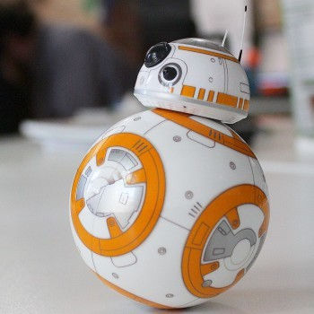 Sphero's BB-8 Droid Will Watch Star Wars With You | BB-8