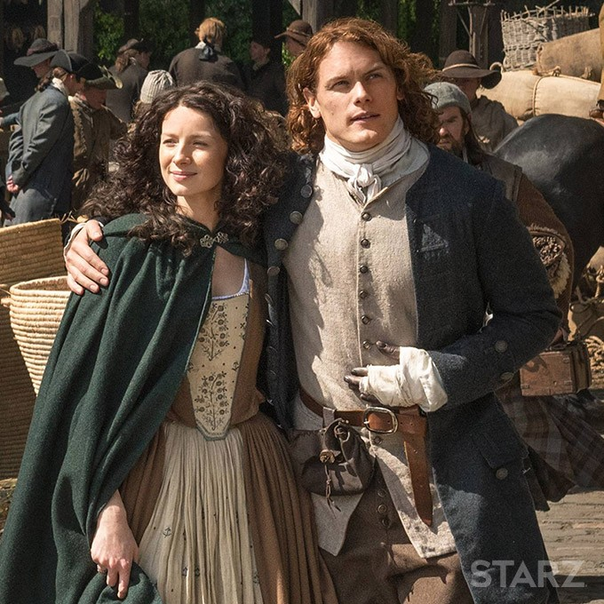 Outlander 02x01: Through A Glass, Darkly | outlander