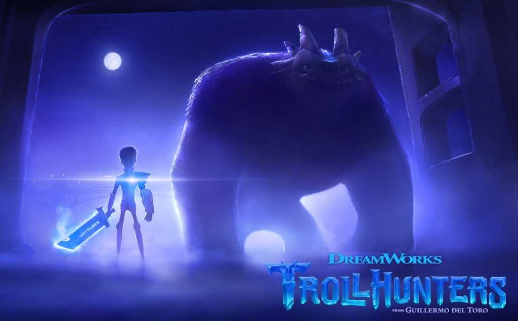 DreamWorks Releases First Look Of Guillermo Del Toro's 'Trollhunters' | Trollhunters