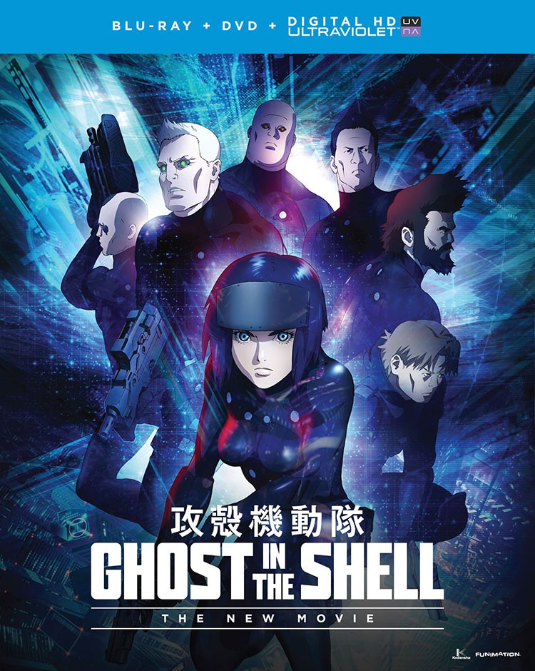 Ghost In The Shell: Arise The New Movie (Review) | ghost in the shell