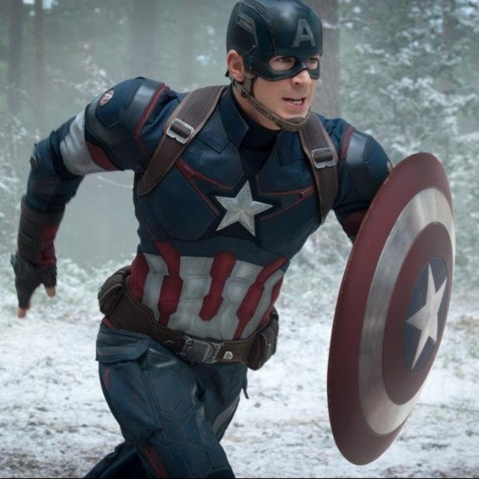More 'Captain America: Civil War' Footage Shared At MTV Movie Awards | Captain America