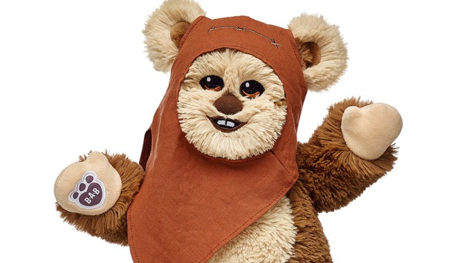 Star Wars Ewok Build-A-Bear Officially Available | Star Wars