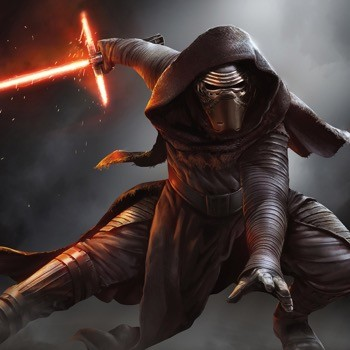 Why Kylo Ren Keeps Ashes In Star Wars: The Force Awakens | kylo