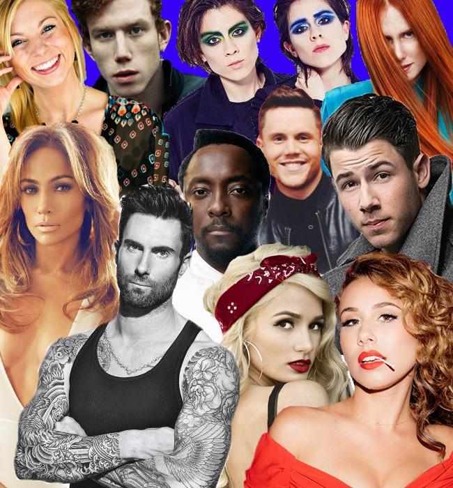 #MusicMonday Feat. Nick Jonas, Jennifer Lopez, Pia Mia, And More | #MusicMonday