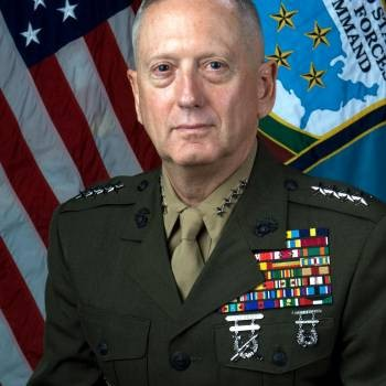 A Group Of Billionaires Are Backing General James Mattis For President | James Mattis