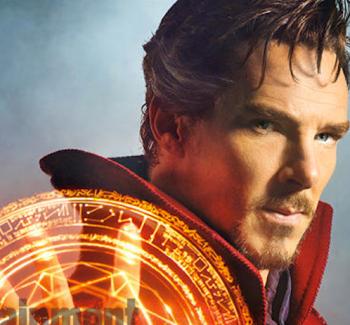 Marvel's 'Doctor Strange' Gets First Official Poster | Doctor Strange