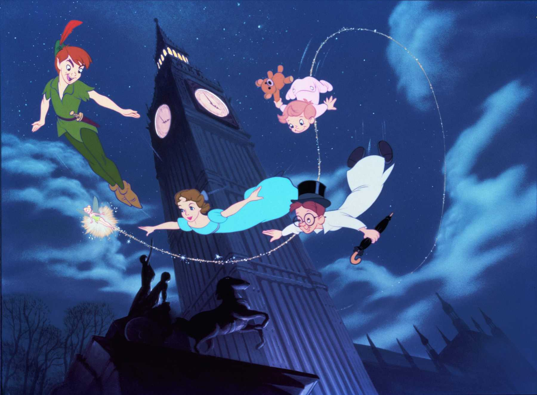 Peter Pan Live-Action Movie Announced By Disney | Peter Pan