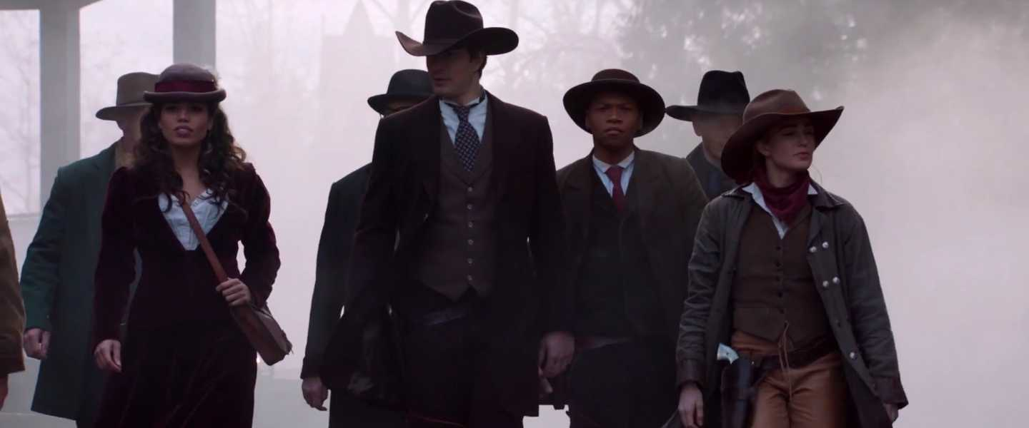 DC's Legends of Tomorrow: 01x11, The Magnificent Eight | The Magnificent Eight