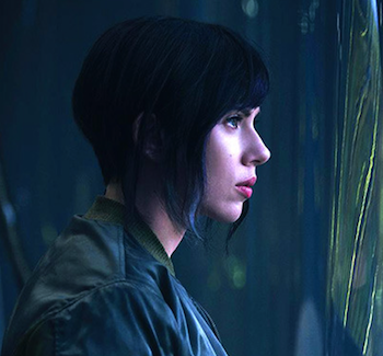 First Image Of Scarlett Johansson As Motoko In 'Ghost In The Shell' Released | Ghost