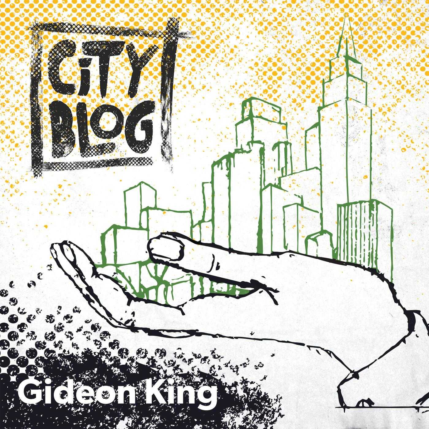 Versatile Gideon King Is Back With New Album City Blog | Gideon King