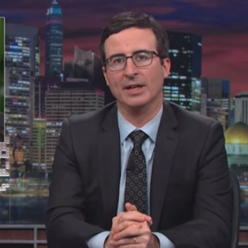 John Oliver And Sesame Street Address The Dangers Of Lead | lead poisoning