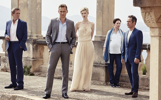 The Night Manager: 01x01, Episode 1 | The Night Manager