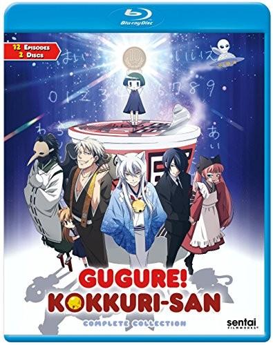 'Gugure! Kokkuri-san!' Complete Series Review | gugure! kokkuri-san
