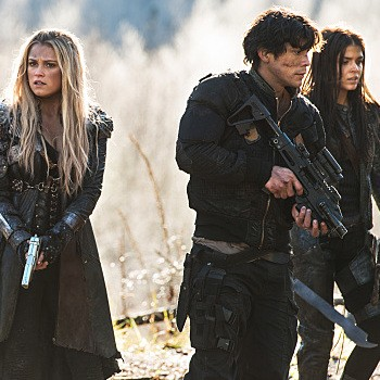The 100: 03x12, Demons | Demons