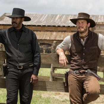 First Look At 'The Magnificent Seven' Remake | Magnificent Seven