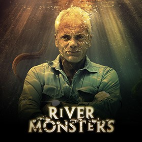 'River Monsters' Crew Catches Castaway | River Monsters