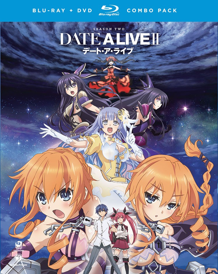 'Date A Live' Season 2 Review | date a live