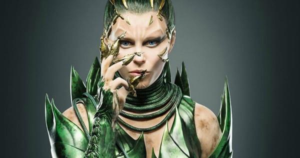 First Look At Elizabeth Banks As Rita Repulsa From 'Power Rangers' | Rita Repulsa